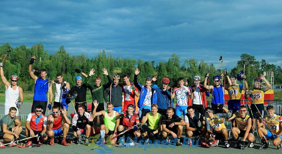 Фотография - Финал Кубка России 2014 по лыжероллерам