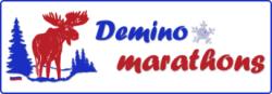 Лого. Деминский лыжный марафон