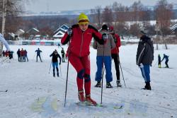 Фото - Подолино - тренировка на лыжах 26.10.2014