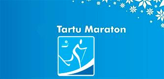 Логотип. Лыжный марафон в Тарту