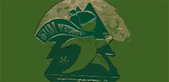 Лого - Зеленоградский зимний БИМ-марафон