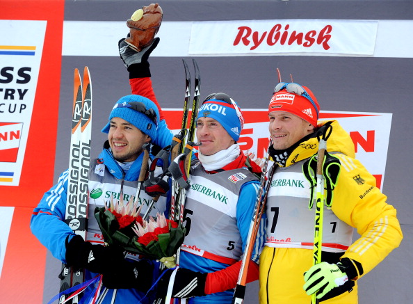 Этап кубка мира 2012 по лыжам - фото