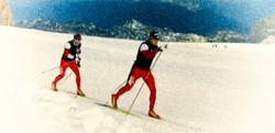 Фото - Лыжные гонки