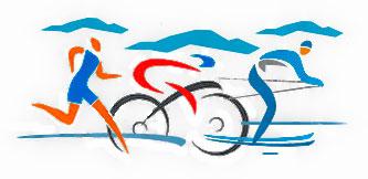 Триатлон зимний - лого