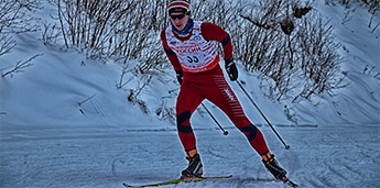 Лыжные гонки. Skating