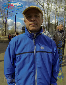 Фото - Александров Николай спортсмен СК Ski 76 Team из Ярославля