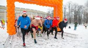 Мандариновый забег в Москве