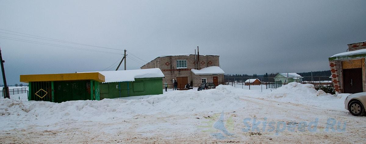 Фото - Спортивная школа, Гузыцыно, Любимский р-н