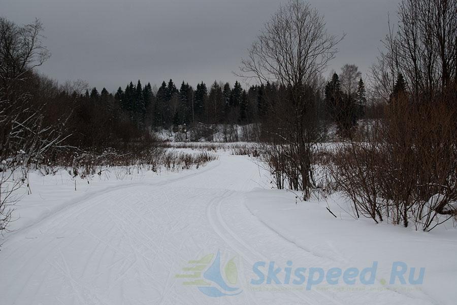 Фото - Лыжная дистанция в Гузыцыно, Любимский р-н