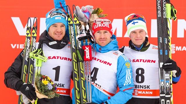 Фото - Этап кубка мира по лыжным гонкам в Демино, 25.01.2015