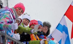 Фото - Этап кубка мира по лыжным гонкам в Демино, 24.01.2015