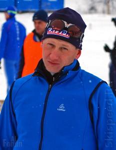 Фото - Шлюндиков Андрей спортсмен СК Ski 76 Team г. Рыбинск
