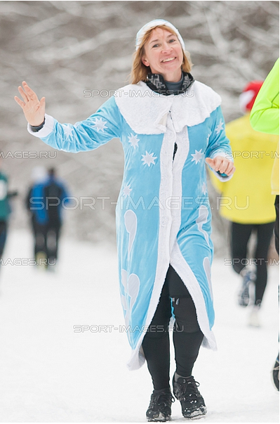 Фото - с Московского новогоднего марафона 2015