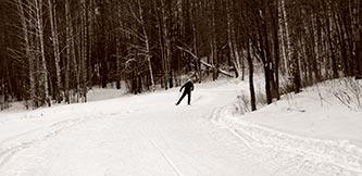 Фото - Тренировки на лыжах, бегом, на велосипеде