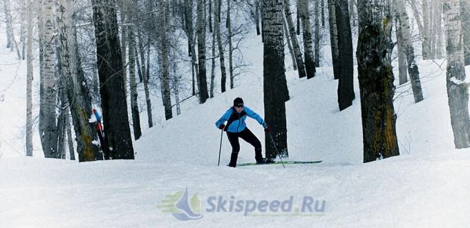 Фото - Тренировки на лыжах в январе 2015