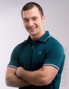 Баранов Роман спортсмен СК Ski 76 Team г. Санкт-Петербург. Фото