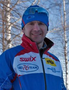 Башурин Валерий спортсмен СК Ski 76 Team г. Рыбинск. Фото
