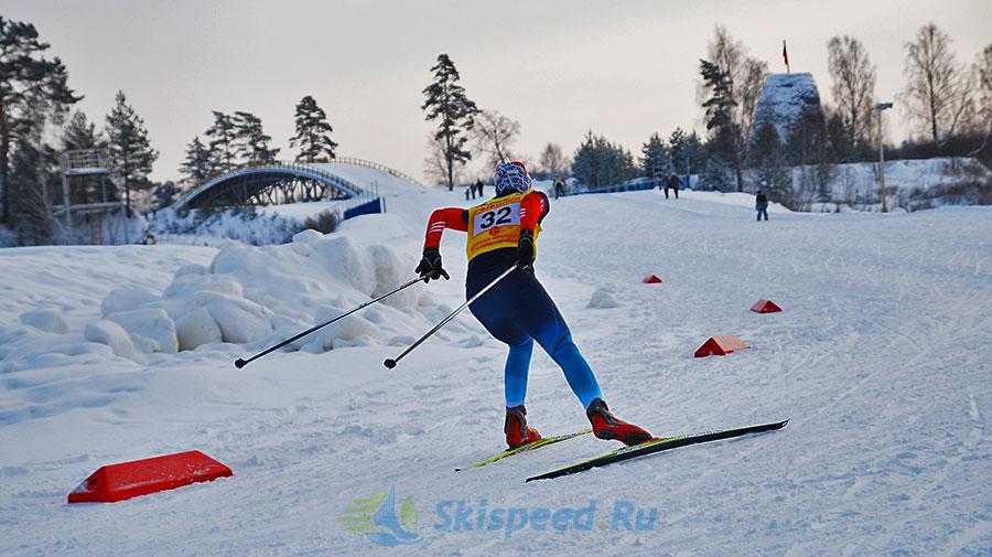 Фото - Чемпионат Ярославской области по лыжным гонкам 2015, Демино