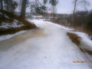 Фото - Лыжная трасса в Демино