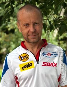 Короткевич Павел спортсмен СК Ski 76 Team г. Ярославль. Фото