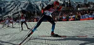 Фото - Лыжная гонка Александра Легкова