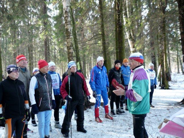 Фото - Ярославская лыжная гонка памяти Р.В. Крупина 2015