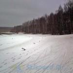 Фото - Лыжная трасса 02 апреля 2015. Подолино