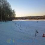 Фото - Лыжная трасса 26 марта 2015. Подолино