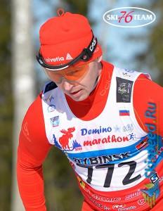 Медведев Игорь спортсмен СК Ski 76 Team г. Рыбинск. Фото