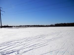 Фото - Лыжная трасса 27 марта 2015 в Нерехте