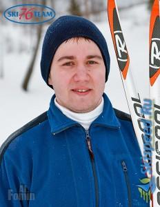 Большаков Олег спортсмен СК Ski 76 Team - фото