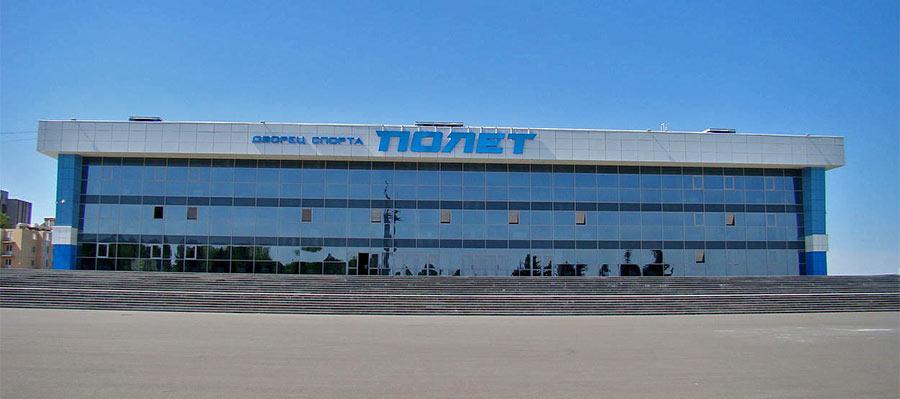Фото - Дворец спорта Полёт в Рыбинске