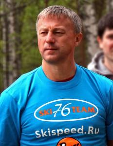 Коровкин Дмитрий спортсмен СК Ski 76 Team - фото