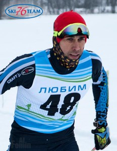Рейхард Евгений спортсмен СК Ski 76 Team - фото