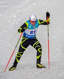 Чумаков Сергей спортсмен СК Ski 76 Team г. Санкт-Петербург - фото