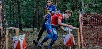 Спортивное ориентирование бегом - фото