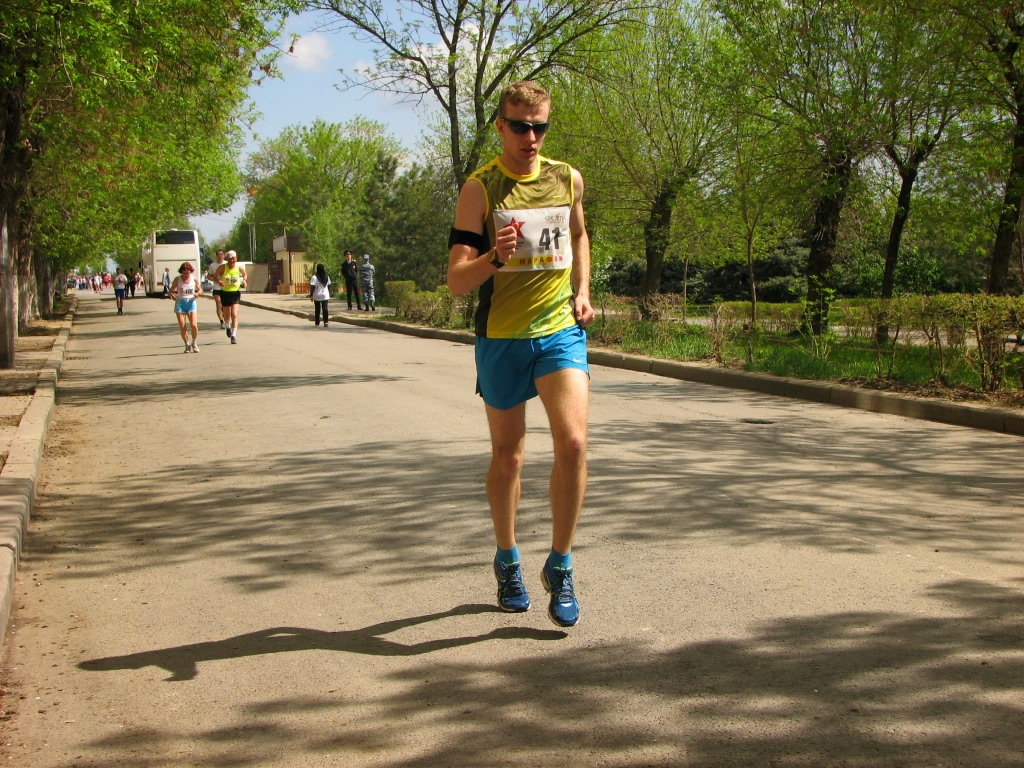 Волгоградский международный марафон Победа 2015 - фото