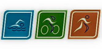 Триатлон в Дубне - Николов Перевоз - логотип