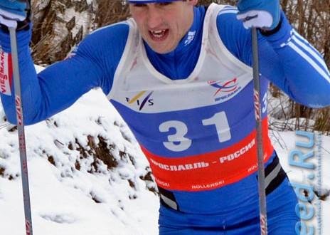 Фото - Гребенщиков Андрей спортсмен СК SKI 76 TEAM г. Любим