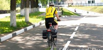 Фото - Любители катания на велосипедах