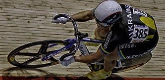 Фото - Велогонки на треке