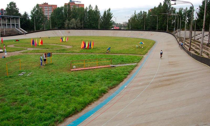 Фото - Велотрек в Брагино, Ярославль