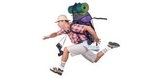 Соревнования по экстремальному туризму - фото