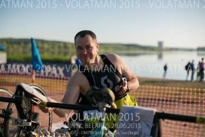 Фото - Чумаков Сергей, SKI 76 TEAM - Триатлон в Беларуссии 2015