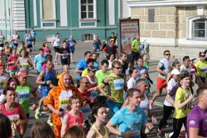 Фото - Муравьев Евгений, SKI 76 TEAM - беговой марафон Белые ночи 2015