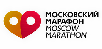 Логотип - Московский марафон