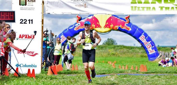 Фото Антон Головин Golden Ring Ultra Trail 100 2015
