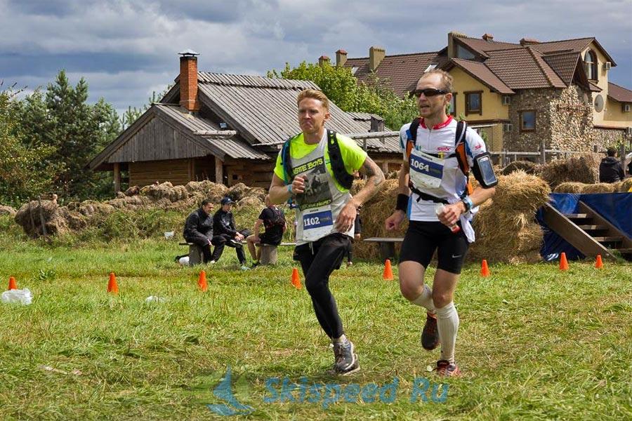 Фото Новикова Андрея - Golden Ring Ultra Trail 100 2015