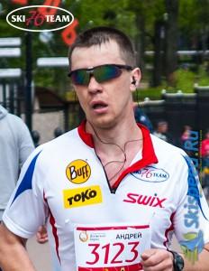 Гаврильев Андрей спортсмен СК Ski 76 Team г. Рыбинск. Фото