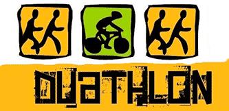 Картинка - Дуатлон, логотип